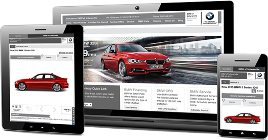 Auto Dealership Solution